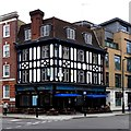 TQ2881 : London - The Tudor Rose by Oxfordian Kissuth