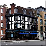 TQ2881 : London - The Tudor Rose by Oxfordian Kissuth