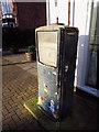 TF1963 : Petrol Pump by Andy Stephenson