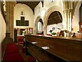 TL0799 : Church of St Mary, Wansford by Alan Murray-Rust