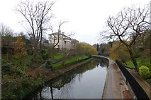 TQ2783 : Along Regent's Canal by DS Pugh