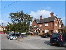 TL4311 : The Lion pub, Eastwick by Bikeboy