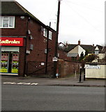 SO8005 : From High Street to Bath Road, Stonehouse by Jaggery