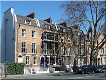 TQ3179 : 96-102 Lambeth Road by Stephen Richards