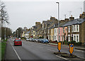 TL4459 : Huntingdon Road on New Year's Day by John Sutton