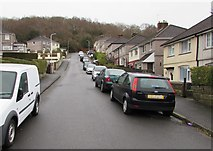 ST3090 : Eastern end of Graig Park Road, Malpas, Newport by Jaggery