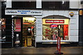 SJ4066 : Watergate News closing down sale, Chester by Jeff Buck