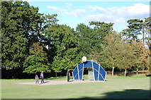 TQ2636 : Goffs Park (29) by Barry Shimmon
