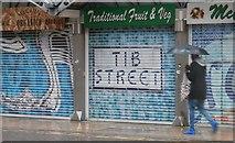 SJ8498 : This is Church Street (not Tib Street) by Anthony Parkes