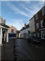 TM3389 : Cross Street, Bungay by Adrian Cable