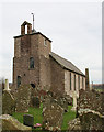 NY5674 : St Cuthbert's Church by Anne Burgess