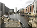 SE3032 : Leeds Dock, Leeds by Graham Robson