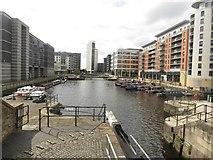 SE3032 : Leeds Dock, Leeds by Graham Robson