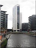 SE3032 : Clarence House, Leeds Dock by Graham Robson