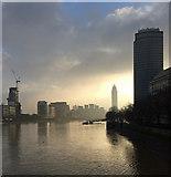 TQ3078 : View from Lambeth Bridge (2) by Stephen Richards
