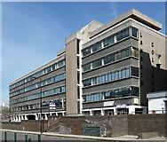TQ2976 : Lambeth College, Belmore Street by Stephen Richards