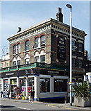 TQ2976 : The former Bell, Wandsworth Road by Stephen Richards