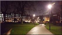 TQ3081 : Russell Square, London WC1 by Christine Matthews