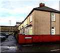ST3089 : Corner of Malpas Road and Pant Road, Newport by Jaggery