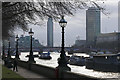 TQ3079 : Albert Embankment, London by Alan Hunt