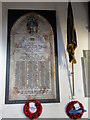 TG2412 : Sprowston WW1 War Memorial by Adrian S Pye