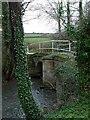 TF0210 : Bridge at Tolethorpe by Alan Murray-Rust