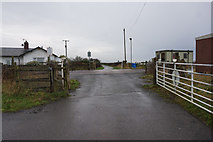 TA0781 : Lebberston crossings on Lingholm Lane by Ian S
