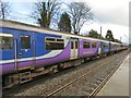 SJ9087 : Northern Rail to Buxton by Gerald England