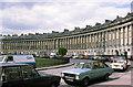 ST7465 : Royal Crescent, Bath by Jeff Buck