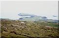 SH1221 : View from Mynydd Enlli by Richard Webb