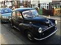 TR3765 : Vintage 1954 Morris Minor, Chapel Place, Ramsgate by Chris Whippet