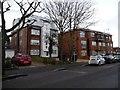 TQ3893 : Jordan Court, Heathcote Grove, Chingford Mount by Christine Johnstone