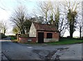 SK7060 : Small disused building in Maplebeck by Neil Theasby