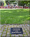 TQ3276 : Second World War memorial, Camberwell Green, London by Robin Stott