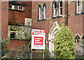 J3473 : Former St Joseph's convent, Belfast (January 2016) by Albert Bridge