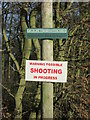 TA1160 : Conservation  or  Shooting  take  your  pick by Martin Dawes