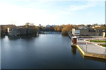 SE6250 : Lake and Vanbrugh from Central Hall by DS Pugh