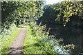SU4466 : Towpath, Kennet & Avon Canal by N Chadwick