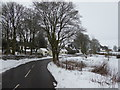 NS8815 : Elvanfoot Road, Leadhills by Alan O'Dowd