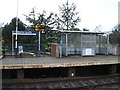 NZ2624 : Newton Aycliffe Railway Station by JThomas