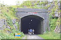 SK1672 : Litton Tunnel, western portal by N Chadwick