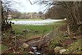 SO1901 : Field in winter, Pen-y-fan by M J Roscoe