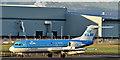J3775 : PH-KZR, Belfast City Airport  (January 2016) by Albert Bridge