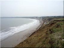 TA1281 : Beach, Filey Bay by JThomas