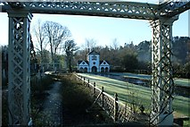 SH7972 : The Pin Mill viewed from the Lower Rose Terrace by Richard Hoare