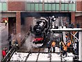 SD8010 : Hughes Crab at Bolton Street Station (East Lancashire Railway) by David Dixon