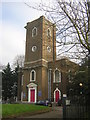 TQ4379 : St Mary Magdalen, Woolwich by Christopher Hilton