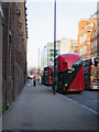 TQ3083 : New Routemaster at Bus stand, York Street by Oast House Archive