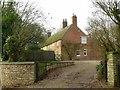 SK9013 : Holme Farmhouse, Main Street by Alan Murray-Rust