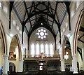 SJ9399 : Inside St Ann's by Gerald England